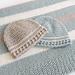 Striped Baby Hat pattern