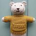 Ted Bear's Wardrobe pattern
