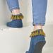 Tassel Socks pattern