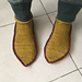 Elvery Day Slippers pattern