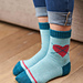 Heartgyle Socks pattern
