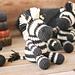 Small Animal Collection: Zebra pattern