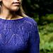 Leafy Lace Sweater pattern
