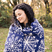 Snowy Day Blanket pattern