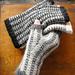 Tartan & Tweed Mitts pattern