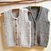 Calidez Vest pattern