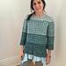 Mishigami Pullover pattern