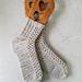 Beekeeper Socks pattern