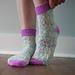 June Socks pattern