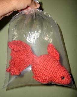 Amigurumi Fish free crochet pattern | Asmi Handmade | 320x256
