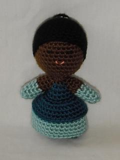 Ravelry: Icelyn Amigurumi Doll pattern by jossa handmade | 320x240