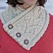 Harriet Button Cowl pattern