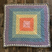 Basic Granny Square Blanket pattern