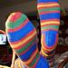 Gentleman's Plain Winter Sock with Dutch Heel pattern