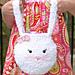 Pipsqueak Bunny Bag pattern