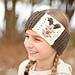 Reindeer Headwarmer pattern