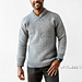 The WULF Men's Pullover pattern