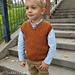 Summit Kids Sweater Vest pattern