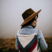 Wanderlust Chevron Backpack pattern
