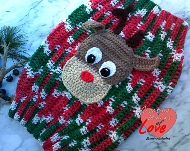Ugly Christmas Sweaters Patterns.Dog My Ugly Christmas Sweater Pattern By Jennifer Macewen