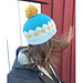Jellyfish hat pattern