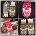 Frallavantar (French bulldog mittens) pattern