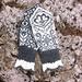 Vivis värmande vantar ( Vivi mittens) pattern