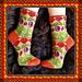 Fruitylicious (Fruktstund) Socks pattern