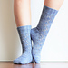 Arabesque Socks pattern