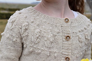 Floret pattern by Jessica McDonald