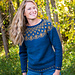 Pleiades Pullover pattern