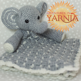 Ravelry: Percy The Elephant Amigurumi pattern by Irene Strange | 320x320