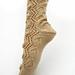 Lumi Lace Socks pattern