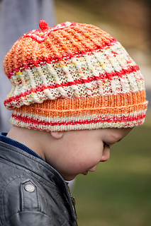 Cute and comfy in Targhee sock from Oink Pigments