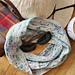 Fall in Love with Paris Infinity Scarf pattern