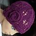 Flower Bud Lace Hat pattern