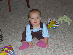 Molly Baby Socks