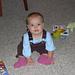 Molly Baby Socks pattern
