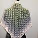 Daisy Field Shawl / Scarf pattern