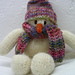 Cozy Snowman pattern