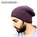 Sidewinder+ Slouchy Beanie pattern