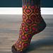 The Shining Socks pattern