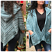 Juliette Hooded Pocket Shawl pattern
