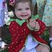Child's Strawberry Cardigan pattern