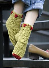 Tiptoe Ankle Socks
