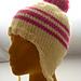 Classic Ear Flap Hat pattern