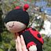 Lía the Ladybug pattern