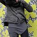 Yellow Wall Cardigan pattern