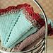 Vintage Hankie Washcloth pattern