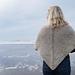 Snowy Plover Shawl pattern